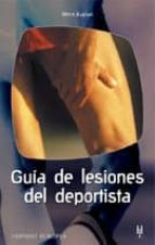 guia de lesiones del deportista mitch kaplan 9788425515361