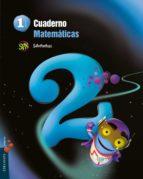 cuaderno matemáticas 1 2  superpixépolis cuaderno matemáticas 1 1 superpixépolis 9788426392961