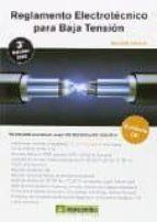 reglamento electrotecnico para baja tension (rebt) (3ª ed.)-benilde bueno-9788426723161