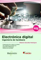 electrónica digital gilberto gonzalez rodriguez 9788426724861