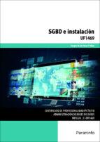 El libro de Uf1469 sgbd e instalacion autor UF1469 DOC!
