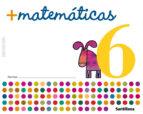 cuaderno de matematicas 6 (educacion infantil) 9788429407761