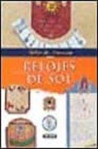 relojes de sol: talleres de artesania-9788430597161
