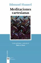 meditaciones cartesianas (3ª ed.) edmund husserl 9788430943661