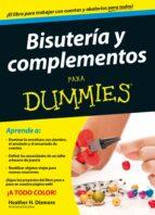 bisuteria y complementos para dummies-heather dismore-9788432902161
