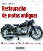 restauracion de motos antiguas-jurgen gabebner-9788432915161