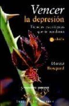 vencer la depresion: tecnicas psicologicas que te ayudaran-marisa bosqued-9788433019561