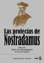 las profecias de nostradamus teresa fajardo del castillo 9788441428461