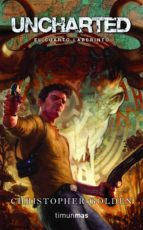 uncharted: el cuarto laberinto-christopher golden-9788448005061