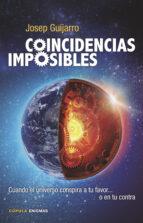 coincidencias imposibles-josep guijarro-9788448020361