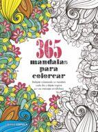 365 mandalas para colorear 9788448022761