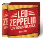 caja led zeppelin: los dioses del rock charles r. cross 9788448048761