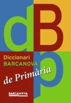 diccionari barcanova de primaria-9788448920661