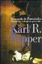 el mundo de parmenides: ensayos sobre la ilustracion presocratica karl raimund popper 9788449307461
