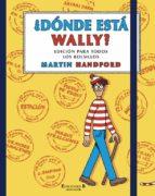 ¿donde esta wally?: edicion para todos los bolsillos-martin handford-9788466643061