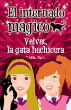 el internado magico: velvet, la gata hechicera tabitha black 9788466793261