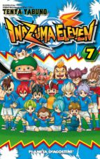 inazuma eleven nº7-tenya yabuno-9788468476261