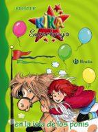 kika superbruja en la isla de los ponis-9788469622261