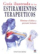 guia ilustrada de los estiramientos terapeuticos-christian berg-9788479028961