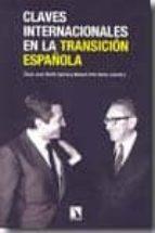 claves internacionales en la transicion española-9788483195161