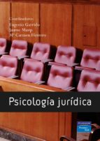 psicologia juridica m del carmen garcia herrero eugenio garrido jaume masip 9788483223161