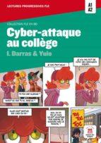 cyber attaque au college 9788484438861