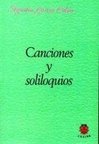 canciones y soliloquios (2ª ed.)-agustin garcia calvo-9788485708161