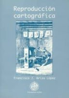 reproduccion cartografica-francisco javier ariza lopez-9788489869561