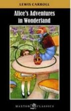 alice s adventures in wonderland lewis carroll 9788490019061