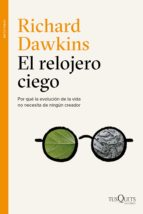 el relojero ciego (ebook)-richard dawkins-9788490661161