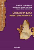 literatura judía intertestamentaria (ebook)-gonzalo aranda pérez-9788490733561