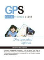 discapacidad infantil-maria remedios rebollo garcia-9788490885161