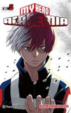 my hero academia nº 05 kohei horikoshi 9788491460961