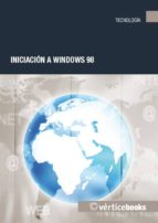 Iniciacion a windows 98 978-8492533961 DJVU FB2 EPUB por Carlos casas antunez
