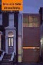 casas en la ciudad entre medianeras (ed. bilingüe castellano-port ugues)-antonio corcuera aranguiz-9788496429161