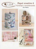 papel creativo 6 manos maravillosas (ebook)-ada muñoz-9788496558861