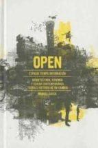 open. arquitectura y ciudad contemporanea manuel gausa 9788496954861