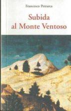 subida al monte ventoso francisco petrarca 9788497167161