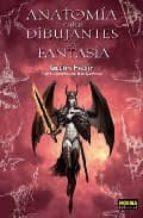 anatomia para dibujantes de fantasia (3ª ed) glenn fabry 9788498143461
