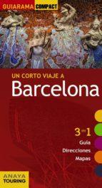 barcelona 2017 (guiarama compact) (5ª ed.) jose angel cillerueto garcia 9788499359861