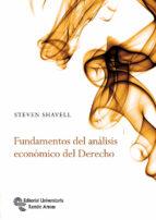 fundamentos del análisis económico del derecho-steven shavell-9788499612461
