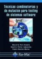 técnicas combinatorias y de mutación para testing de sistemas software-9788499641461