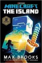 minecraft: the island-max brooks-9780399181771