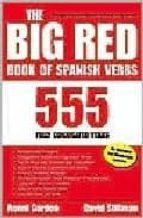 big red book of spanish verbs-ronni l. gordon-9780658014871