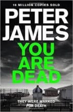 you are dead (roy grace  11)-peter james-9781447287971