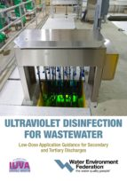 ultraviolet disinfection for wastewater-low-dose application guidance for secondary and tertiary discharges (ebook)-water environment federation-9781572783171
