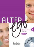 alter ego 5 alumno+cd-9782011557971