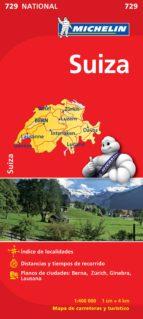 mapa suiza 2012 (ref. 729) 9782067171671