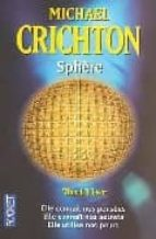 sphere michael crichton 9782266152471