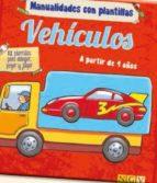 vehiculos (manualidades con plantillas)-9783849907471